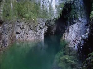 Cavernen Tauchen im Hundsloch (11.2008)